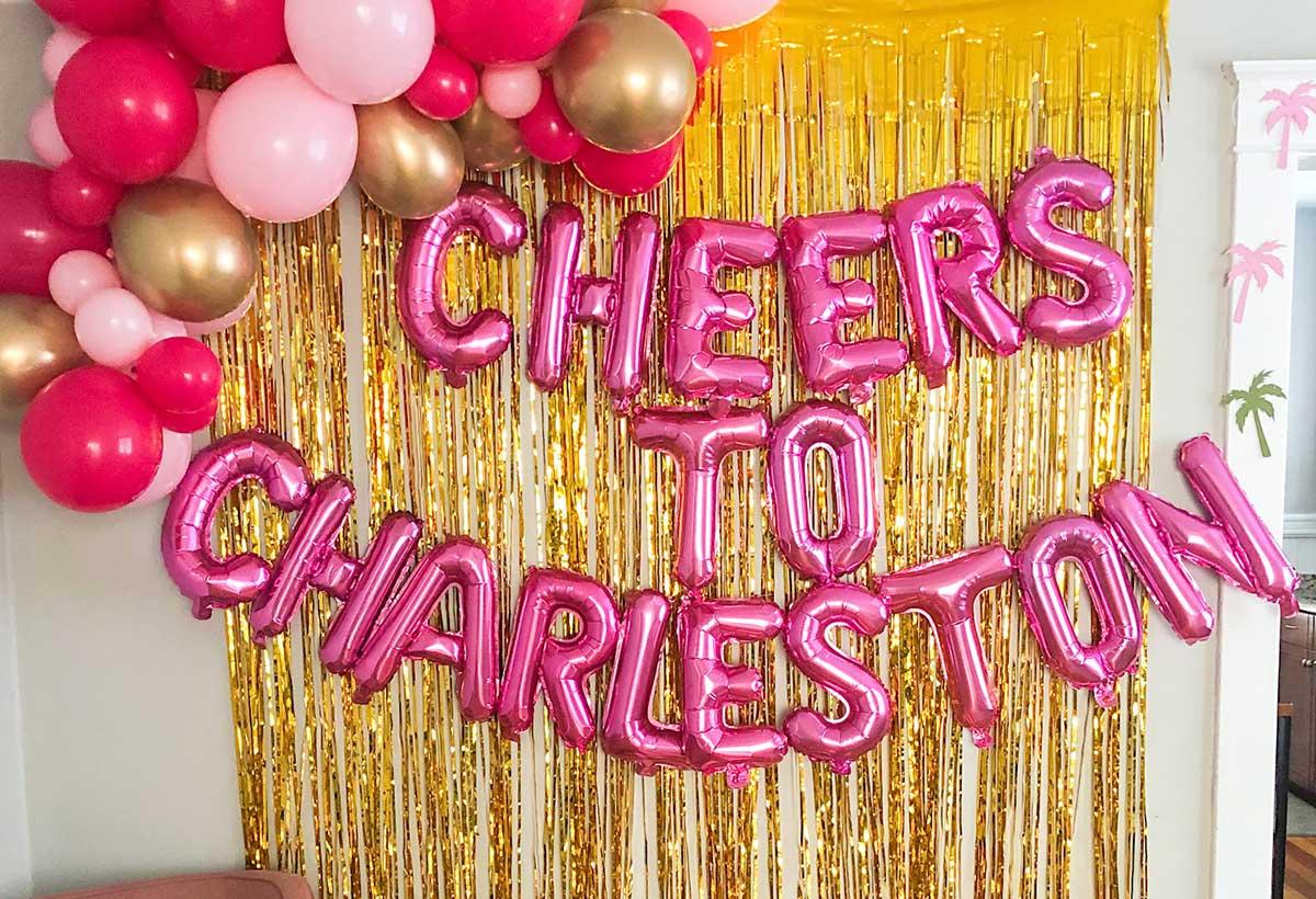 Cheers to Charleston